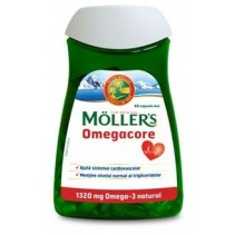 Moller's Omegacore x 60...