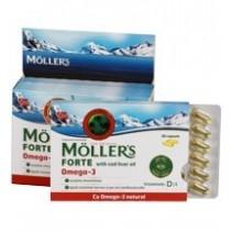 Moller's Forte Omega 3 cu...