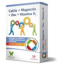 Calciu + Magneziu + Zinc +...