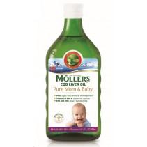 Moller Cod Liver Oil Pure...