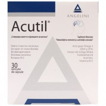 Acutil x 60 capsule Angelini