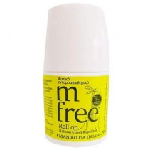 M Free Roll-on natural...