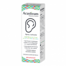 Acustivum Spray auricular x...