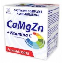 Ca + Mg + Zn + Vit. C...
