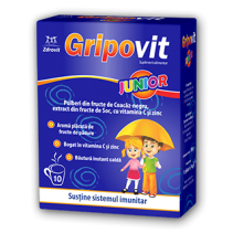 Gripovit Junior x 10...