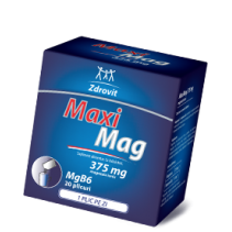 MaxiMag 375 mg x 20 plicuri...