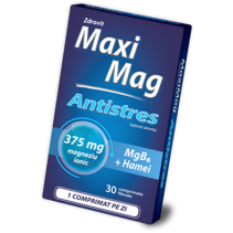 MaxiMag Antistres 375 mg x...