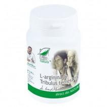 L-Arginina + Tribulus...