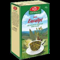 Eucalipt - Frunze R33 Ceai...