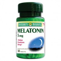 Melatonin 3 mg x 30 tablete...