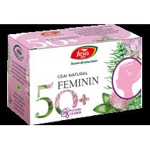 Feminin 50+ Ceai natural x...