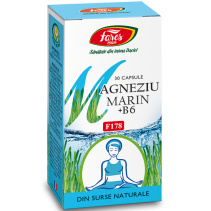 Magneziu Marin + B6 F178 x...