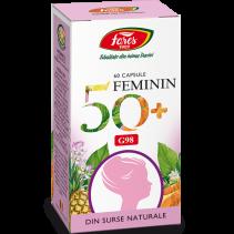 Feminin 50+ G98 x 60...