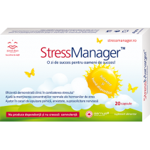 Stress Manager x 20 capsule...