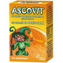 Ascovit - Vitamina C aroma...