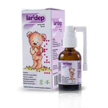 Laridep Spray oral x 30 ml...