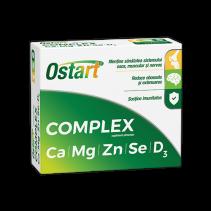 Ostart Complex Ca + Mg + Zn...