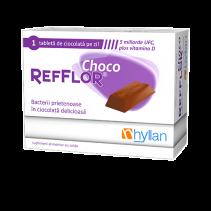 Refflor Choco x 10 tablete...