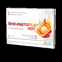 RheumastoPlast Hot x 8...