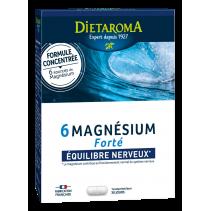 6 Magnesium Forte -...
