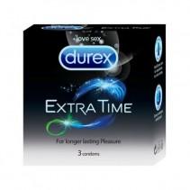Durex Extra Time x 3...