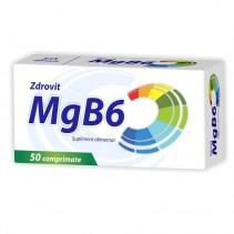 Magneziu + Vitamina B6 x 50...