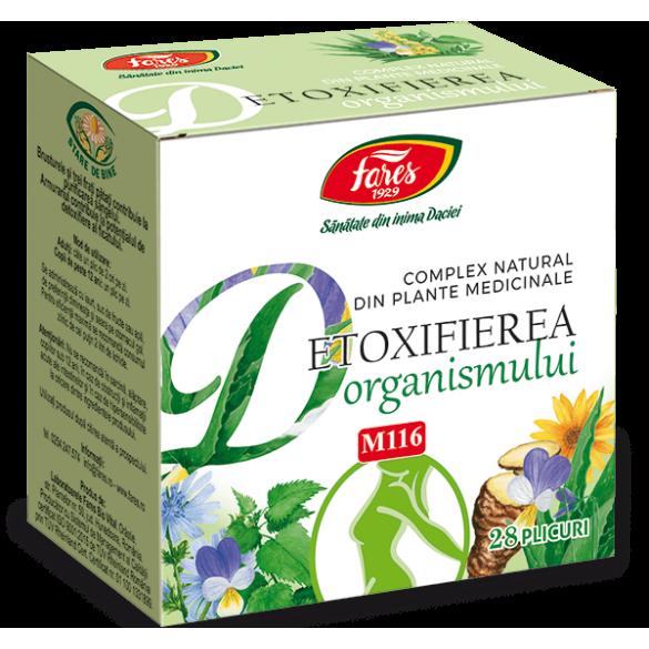 ceai detoxifiere ficat fares)