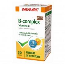 B Complex + Vitamina C Plus...