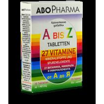 A bis Z - 27 Vitamine...