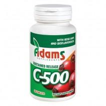 Vita C - 500 mg Cu Macese x...
