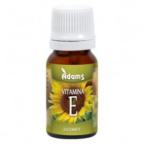 Vitamina E x 10 ml Adams...