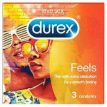 Durex Feels x 3 prezervative