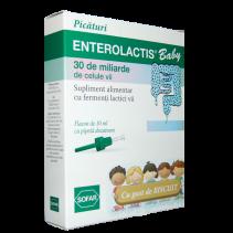 Enterolactis Baby cu gust...