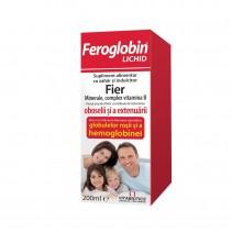 Feroglobin Lichid sirop...