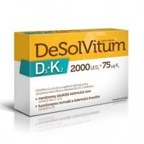 DeSolVitum D3 2000 UI + K2...