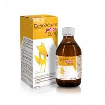 DeSolVitum Junior D3 + K2...