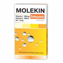 Molekin Imuno Vit C 1000 D3...