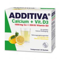 Additiva Calcium 1000 mg +...