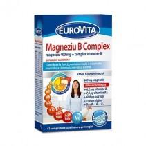 Eurovita Magneziu B Complex...