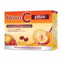 Novo C Plus Vitamina C...