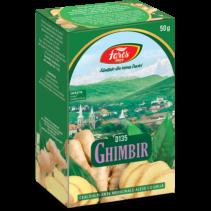 Ghimbir Rizomi D135 Ceai...