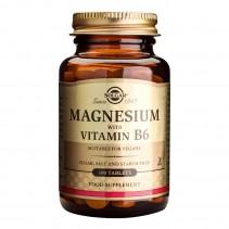 Magneziu cu vitamina B6...