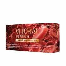 Vitoral Ferrum x 30 capsule...