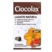 Ciocolax x 12 comprimate...