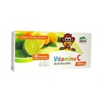 Vitamina C 100 mg x 20...