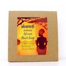 Sapun negru african solid...
