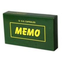 Memo x 12 capsule Pharco