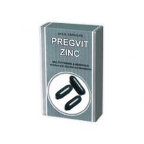 Pregvit Zinc multivitamine...
