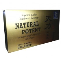 Natural Potent 6 fiole x 10...