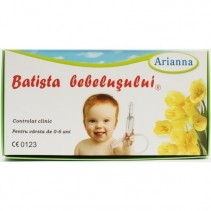 Batista Bebelusului -...